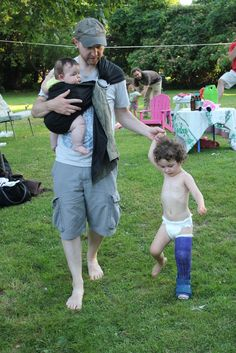 the sling diaries: amanda and family babywearing communication #sakurabloom