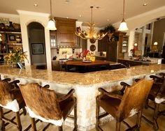 kitchen open concept kitchen design pictures remodel decor and ideas page 11 - Western Kitchen Ideas