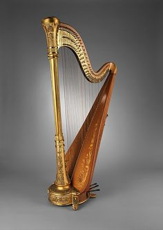 Harp Maker: Lyon & Healy (American, Chicago, Illinois) Date: 1929 Geography: Chicago, Illinois, United States Culture: American