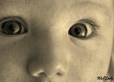 Due occhi sono pochi per questo immenso. Axel. @wolflady90 #baby #bimbo #bambino #occhi #eyes #occhioni #amore #love #babylove