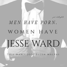 "Jesse ""The Lord"" Ward from This Man by Jodi Ellen Malpas"