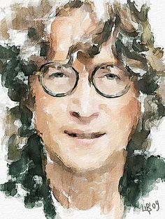 John Lennon by piker77, via Flickr