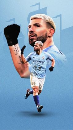 Sergio Kun Agüero, My best player in the world! Messi Soccer, Football And Basketball, Football Players, Sergio Aguero, Kun Aguero, English Premier League, Best Player, Manchester City, Fc Barcelona