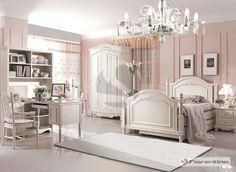 Meble dla dzieci, meble dla młodzieży i łóżka dla dziecka – meble dla dziewczynki | Fiorentino Exclusive 804