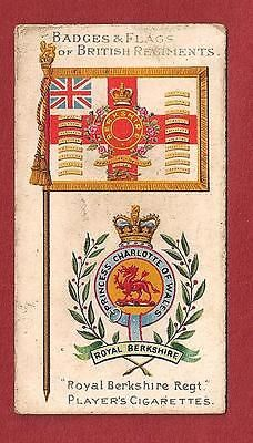 The #royal berkshire regiment  the #biscuit boys  flag & badge 1904 #original,  View more on the LINK: http://www.zeppy.io/product/gb/2/182419836784/
