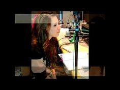 Ashliegh Lisset - Target On My Heart    ~~Pretty awesome.  She's gorgeous & has an amazing voice!