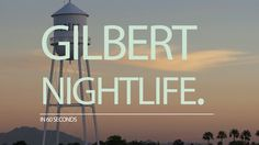 Gilbert Arizona Nightlife in 60 Seconds Arizona Attractions, Local Attractions, Arizona Travel, Arizona Trip, Stuff To Do, Things To Do, Chandler Arizona, Gilbert Arizona, My Kind Of Town