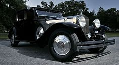 1932 Rolls-Royce Phantom II Huntington Limousine