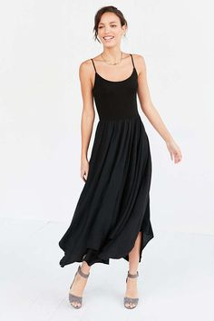 Kimchi Blue Pirouette Maxi Dress - Urban Outfitters