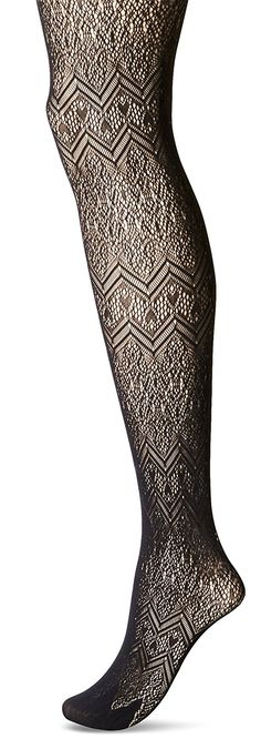 Hue Women's Horizontal Openwork Net Tights * More info could be found at the image url.