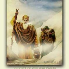 Online Shopping for the Sikh & Punjabi Community Worldwide Guru Nanak Ji, Nanak Dev Ji, Guru Granth Sahib Quotes, Sri Guru Granth Sahib, Guru Nanak Teachings, Sikh Quotes, Gurbani Quotes, Guru Nanak Wallpaper, Guru Nanak Jayanti