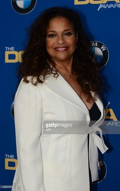 Debbie Allen arrives on the red carpet for the 66th Annual Directors Guild of America Awards January 25, 2014 at the Hyatt Regency Century Plaza in Century City, California. AFP PHOTO FREDERIC J. BROWN