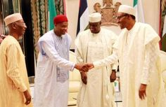 NIGERIAN TOP SECRET: Chad's foreign minister visits Buhari, reaffirms c...