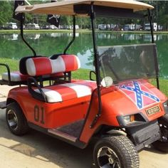 Redneck Golf Cart Cool Vehicles Pinterest Custom