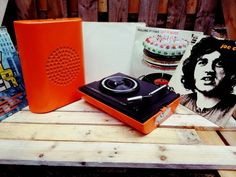 Meuble Radio Tourne Disque Vintage Audio Vintage