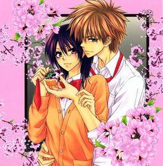 kaichou wa maid-sama! Misaki and Usui
