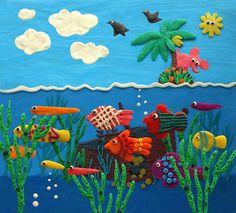 Plasticine ocean Live Wallpaper is coming soon