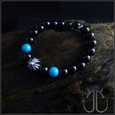 a00baa7b361 Chrome Hearts turquoise bracelet