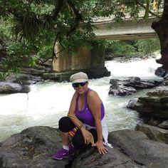 Rio caliyaco Mocoa Colombia