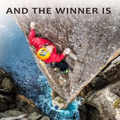 Excited to announce the winner of the recent print giveaway I ran together with @climbing_is_my_passion. The lucky winner is @crispforest and I'm curious to see and share with you the print she will select  Thanks to everyone who participated! These print giveaways are just a little thing how I can give back to the amazing community around climbing. I should be used to it by now but it still amazes me how many great people is out there doing what they love! Keep it up ;-) and stay tuned as…