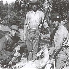 """William """"Chief"""" Compton, Saxton Pope, and Art Young. The """"Chief"""" brought Pope and Young together, gave them his wisdom of his years of hunting and instilled in them, and many others, a love for the primitive use of the bow. comptontraditiona..."""