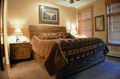 Lone Eagle 3029 bedroom