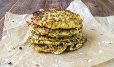 Heerlijke healthy veggie pannenkoeken to go! (glutenvrij) | Freshhh