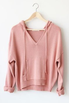 """Details Size Shipping • 60% Rayon 40% Cotton • Loose fit pullover knit hoodie • Hand Wash • Line dry • Imported • Measured from small • Length 21"""" • Chest 21"""" •"""