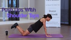 Core Exercises, Back Exercises, Free Workout, Butt Workout, Shoulder Workout, Lunges, Workout Videos, Fitness Inspiration, Pilates