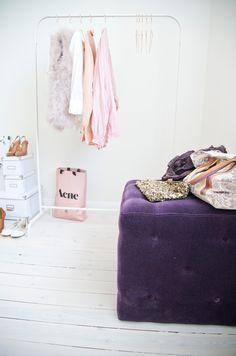 Dressing room #closet #home