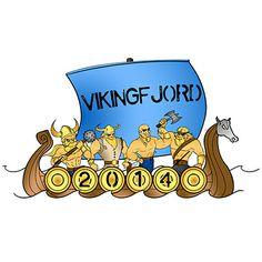 Ny russe design Vikingfjord 2014! Logo Design, Logos, Logo, A Logo