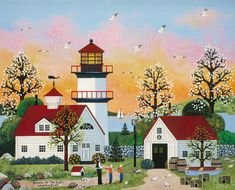 Keeper of the Lighthouse, Wooster Scott.
