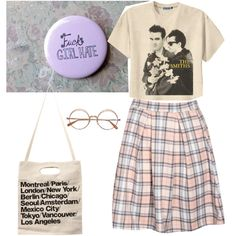 Untitled #27 by cornelia-poeschl on Polyvore featuring polyvore fashion style Boohoo American Apparel