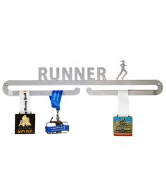 Medal Display Hangers are the perfect way to showcase your hard earned race medals. $35
