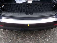 """OPTIMA 2011-2015 KIA (1 piece: 1.25"""" width - Rear Bumper Cap) RB11805"""