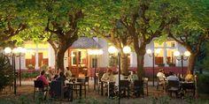 restaurant Ribeauville, la route des vins d'Alsace