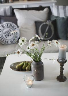 Lene Bjerre - SPRING 2013. ALMA vase (item no. 449702307) DAGMAR tealight w/candle (item no. 435401006).