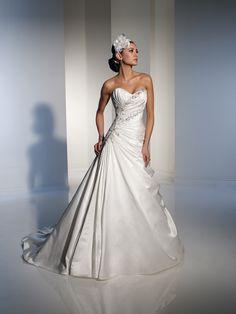 Designer Wedding Dresses by Sophia Tolli | Wedding Dresses|style #Y21165 - Alba