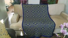 Ravelry: Lingy925's Persian Tiles Blanket
