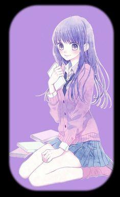 Manga Anime Girl, Yoko, Shoujo, Cute Art, Lion, Fanart, Comic Books, Comics, Beautiful