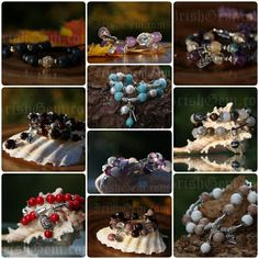 Irishgem.com - Designer Handmade Gemstone Jewellery made for you! ♥ Follow us to be the first to find out about our news and promotions! Gemstone Jewelry, This Is Us, How To Find Out, Jewelry Making, Jewels, Gemstones, Jewellery, Table Decorations, Handmade