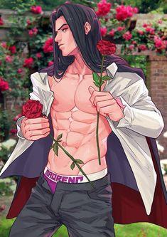 Goth 👏 dad 👏 fuck 👏 me 👏 Dream Daddy Damien, Damien Bloodmarch, Dream Daddy Fanart, Art Of Man, Guy Drawing, Handsome Anime, Hot Anime Guys, Gay Art, Cute Gay