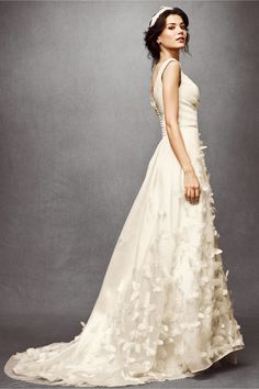 Ethereal Monarch Gown in SHOP The Bride Wedding Dresses at BHLDN