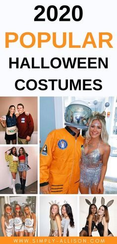Here's some of the hottest College Halloween costume ideas that you want to wear at parties. Whether you want to dress up with your best friend or your boyfriend your costume is definitely going to impress.#halloween #halloweencostumeideas #collegehalloween Creative College Halloween Costumes, College Costumes, Popular Halloween Costumes, Couple Halloween Costumes, Bestfriends, Costume Ideas, Boyfriend, Parties, Random
