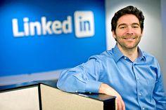 LinkedIn chief Weiner Top Rated CEO, Zuckerberg and Page are on number 9 and 10