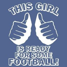 Who's with us?! NFL Sunday lets do this!! :) -J, K & A