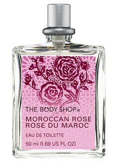 Moroccan Rose The Body Shop perfume - a fragrance for women 2009