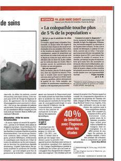 VENTRE, NOTRE DEUXIEME CERVEAU. SCIENCES ET AVENIR Juin 2012. Suite avec les pages 58et 59.