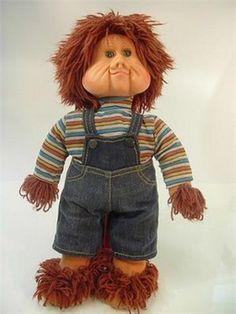eu nunca quis um desses...não gostava deste boneco.