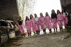 fotoshoot op de boerderij bij de Twentse Boerin.